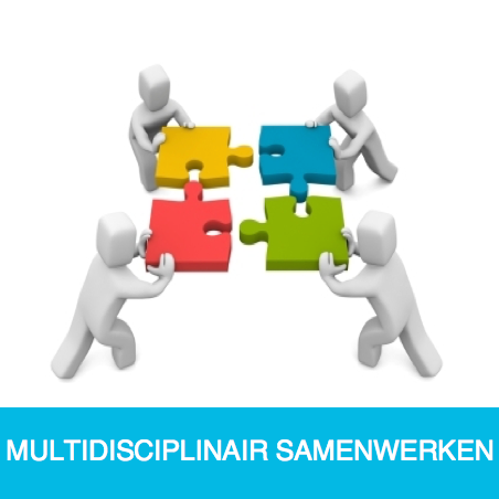 Multidisciplinair samenwerken