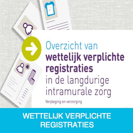 wettelijk verplichte registraties